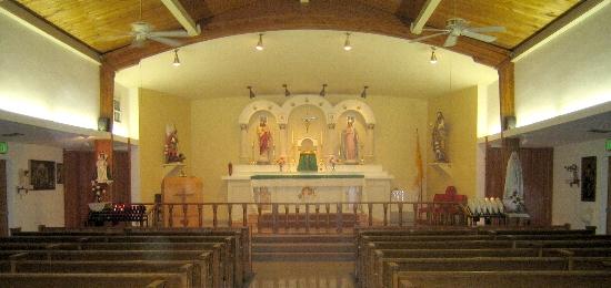 Bakersfield, CA chapel page