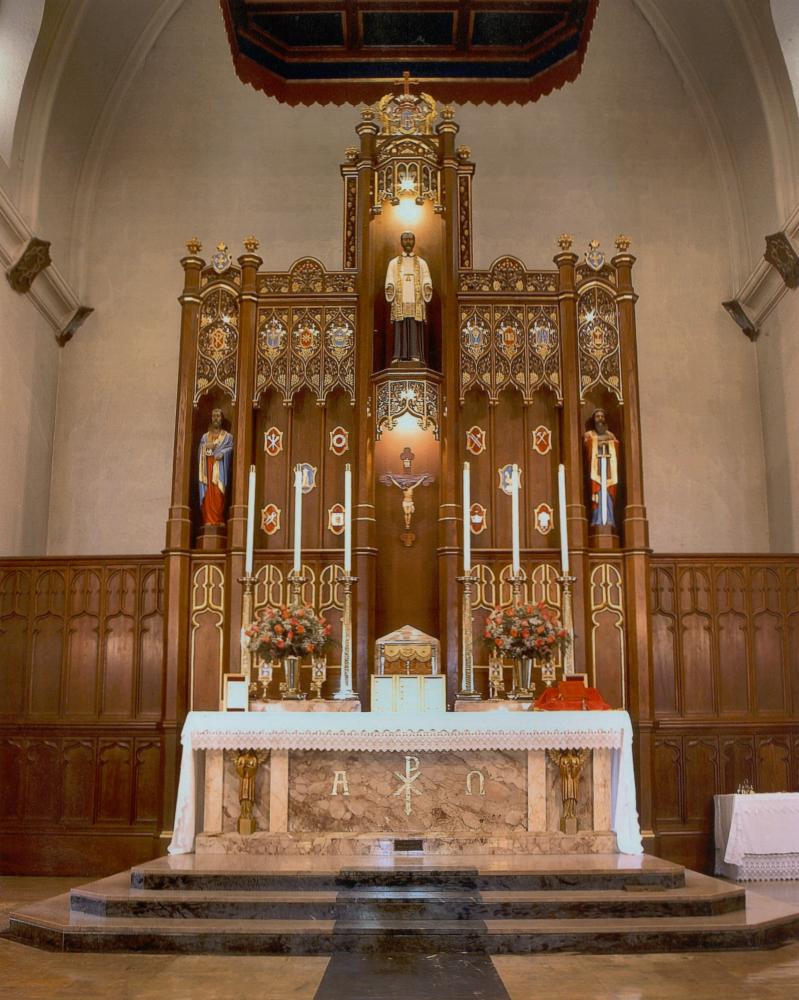 Altar Designs For Catholic Church Joy Studio Design