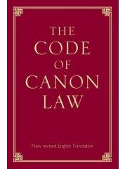 the code of canon law In the corresponding printed issue of canon law abstracts (indicated in square brackets at the end of each reference)  code of canon law 1983.