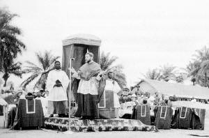 Archbishop Lefebvre as Apostolic Delegate for French-speaking Africa