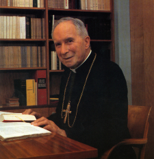 Image result for Photo of Archbishop Marcel Lefebvre