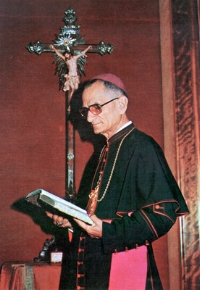 Bishop Antonio de Castro Meyer