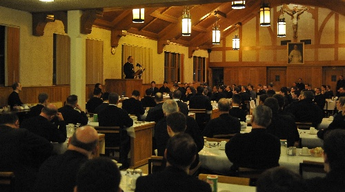 2010 Priests' Meeting at Winona