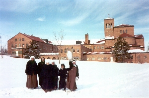 Franciscan Sisters' Christ the King Convent in Kansas City, MO