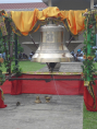 Blessing of new bells in Gabon