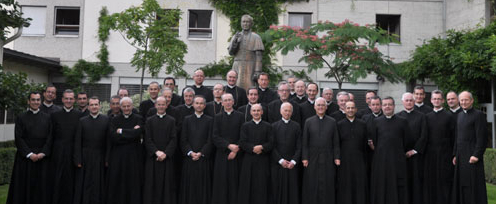 Capitularies of the SSPX's 2012 General Chapter